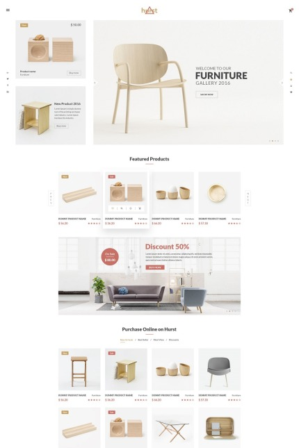 Interior & Furniture website inspirations at your coffee break? Browse for more Vendors #templates! // Regular price: $75 // Sources available: #Interior & Furniture #Vendors