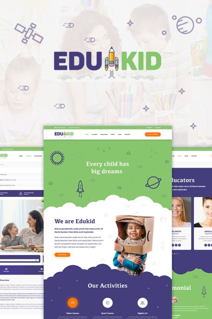 Education Most Popular website inspirations at your coffee break? Browse for more Vendors #templates! // Regular price: $72 // Sources available: #Education #Most Popular #Vendors