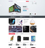 OpenCart Template #65462
