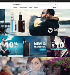 Motocms ecommerce template template 65583 - Buy this design now for only $199