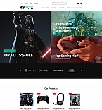 Motocms ecommerce template template 65590 - Buy this design now for only $199