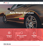 WordPress Template #65608