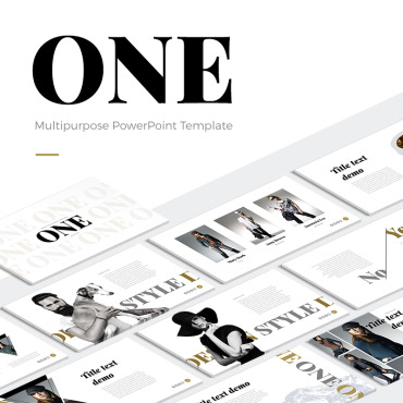 PowerPoint Template # 65655