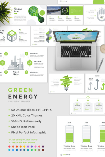 Alternative Power website inspirations at your coffee break? Browse for more Vendors #templates! // Regular price: $18 // Sources available: #Alternative Power #Vendors