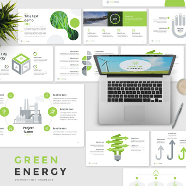 PowerPoint Template # 65675