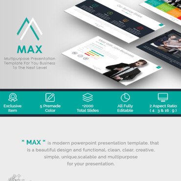 PowerPoint Template # 65677