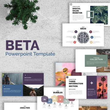 PowerPoint Template # 65682