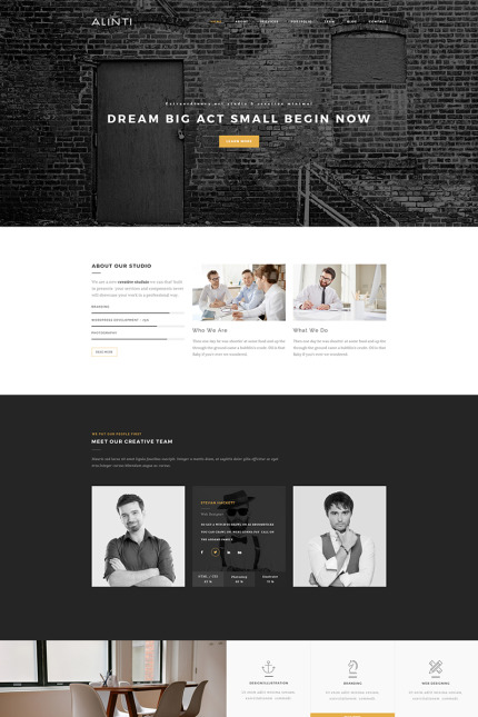 Web Design website inspirations at your coffee break? Browse for more Vendors #templates! // Regular price: $85 // Sources available: #Web Design #Vendors