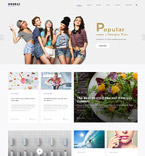 Health & Beauty Joomla Template