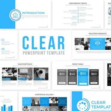 PowerPoint Template # 65722