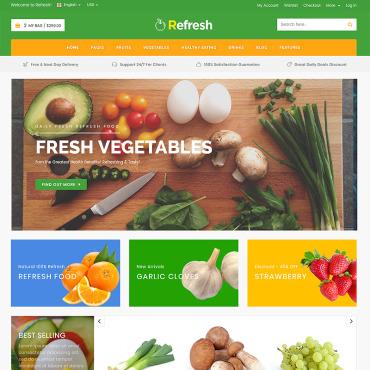 Website Template # 65825