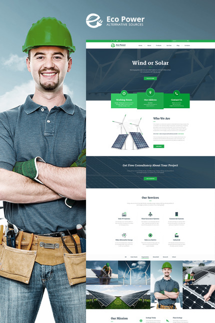 Most Popular Alternative Power website inspirations at your coffee break? Browse for more Vendors #templates! // Regular price: $75 // Sources available: #Most Popular #Alternative Power #Vendors
