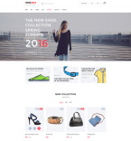 Shoes Store Vendors Template
