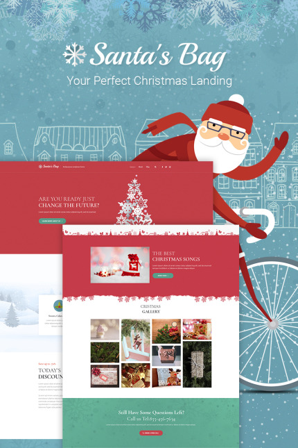 Most Popular Christmas Templates website inspirations at your coffee break? Browse for more Vendors #templates! // Regular price: $45 // Sources available: #Most Popular #Christmas Templates #Vendors