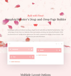 Download Template Monster WordPress Theme 66074