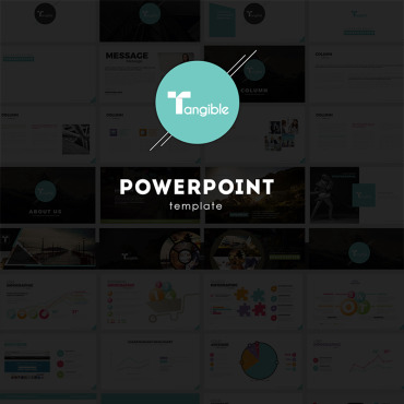 PowerPoint Template # 66103