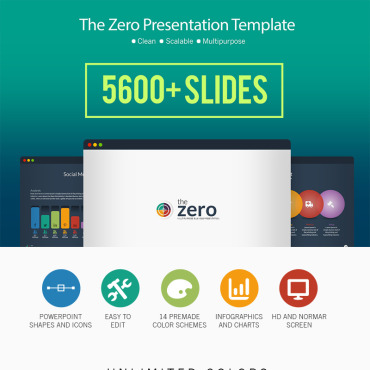 PowerPoint Template # 66111