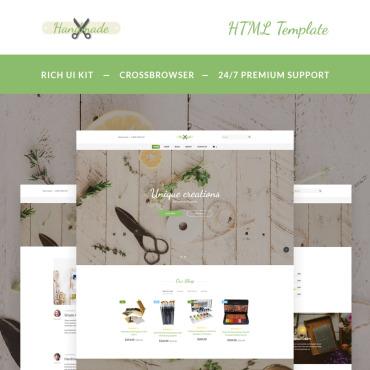 Website Template # 66127