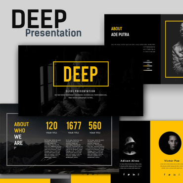 PowerPoint Template # 66135