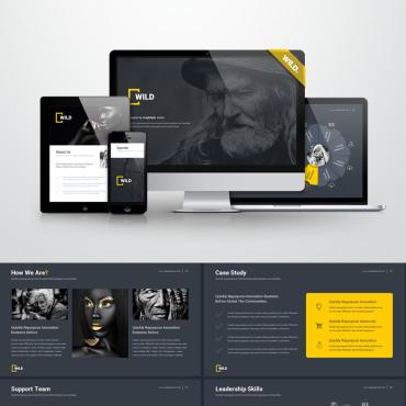 PowerPoint Template # 66163