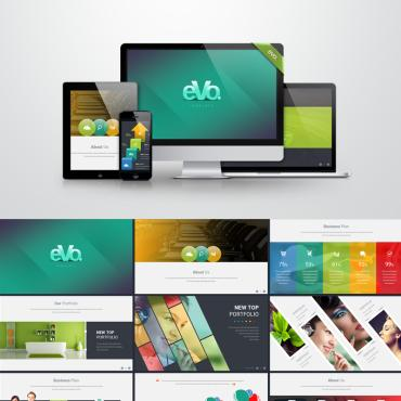 PowerPoint Template # 66204