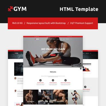 Website Template # 66235