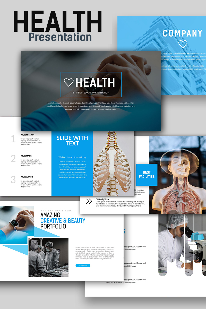 53374 Free PowerPoint templates from Presentation Magazine