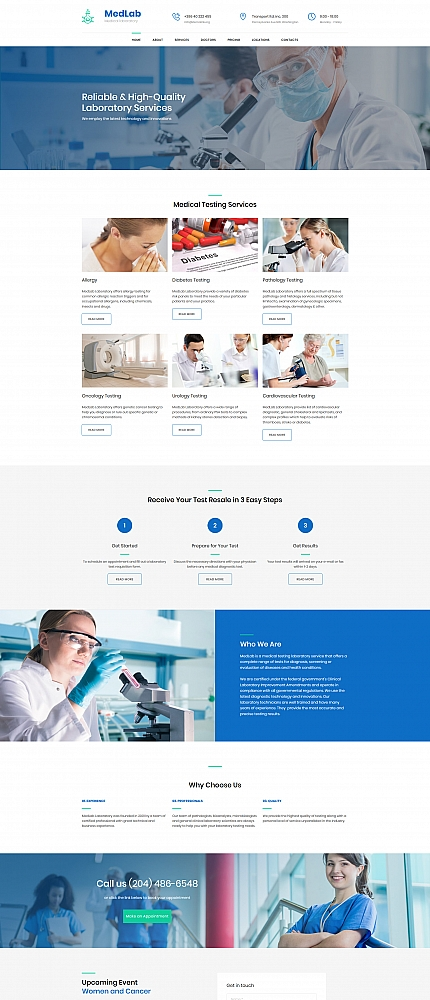 Premium Website Templates and Themes | TemplateStore.com