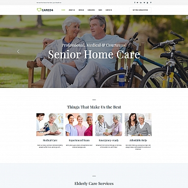 Moto CMS HTML Template # 66424