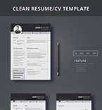 Moto cms cv template 66435 - Buy this design now for only $17