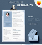 Template 66440 Resume Templates