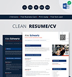 Template 66443 Resume Templates