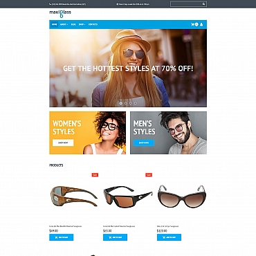 MotoCMS Ecommerce Template # 66561