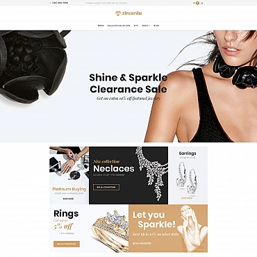MotoCMS Ecommerce Template # 66563