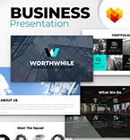 MotoCMS Powerpoint Template #66801