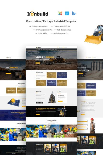 Industrial Most Popular website inspirations at your coffee break? Browse for more Vendors #templates! // Regular price: $85 // Sources available: #Industrial #Most Popular #Vendors
