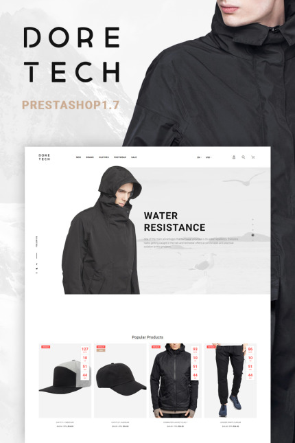 Fashion website inspirations at your coffee break? Browse for more Vendors #templates! // Regular price: $139 // Sources available: #Fashion #Vendors