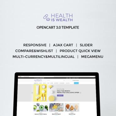 OpenCart Template # 67020