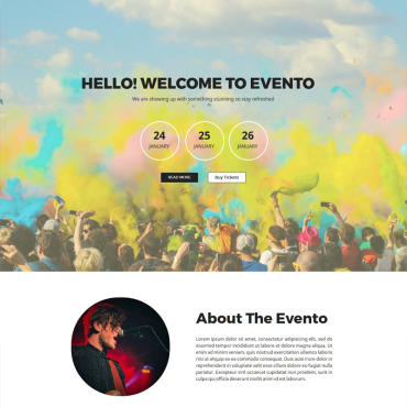 Unbounce Template # 67138