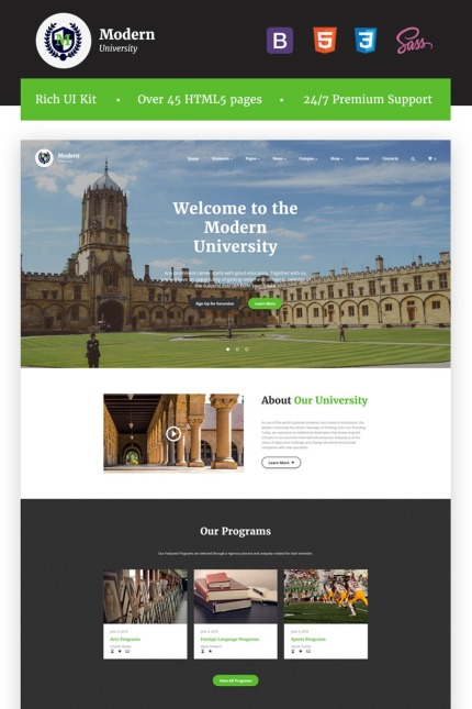 Education Most Popular website inspirations at your coffee break? Browse for more Vendors #templates! // Regular price: $75 // Sources available: #Education #Most Popular #Vendors