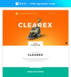 Template 67242 Landing Page Templates