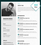 Template 67257 Resume Templates