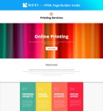 Template 67261 Landing Page Templates