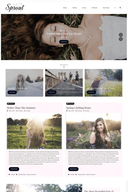 Fashion Most Popular website inspirations at your coffee break? Browse for more Vendors #templates! // Regular price: $75 // Sources available: #Fashion #Most Popular #Vendors