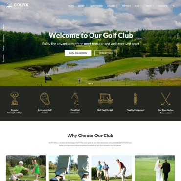 Website Template # 67291
