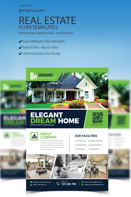 Real Estate website inspirations at your coffee break? Browse for more Vendors #templates! // Regular price: $8 // Sources available: #Real Estate #Vendors