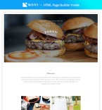 Template 67373 Landing Page Templates