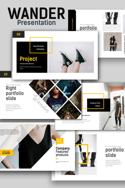 Art photography type powerpoint templates template 67594 art photography most popular website inspirations at your coffee break browse for more vendors toneelgroepblik Gallery