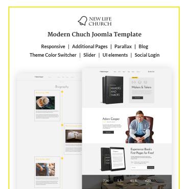 Joomla Template # 67602