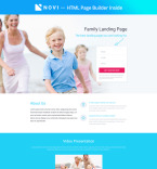 Template 67604 Landing Page Templates